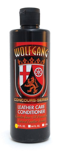 Wolfgang Concours Series WG-2600 Leather Care Conditioner, 16 fl. oz.