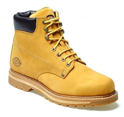 9aece7a29ab Dickies Welton Non Safety Boot Honey Size 8: Amazon.co.uk: DIY & Tools