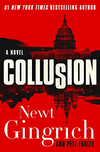 Collusion: A Novel (Mayberry and Garrett Book 1) (Canvases Red)