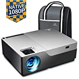 VANKYO Performance V600 Native 1080P Full HD Movie Projector with 300