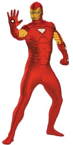 IronMan Bodysuit Costume XL (Kids Ironman Suit)
