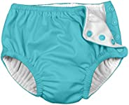 i Play. Baby Snap Reusable Absorbent Swim Diaper