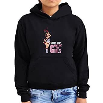 Archery sorry guys bows are for girls Women Hoodie
