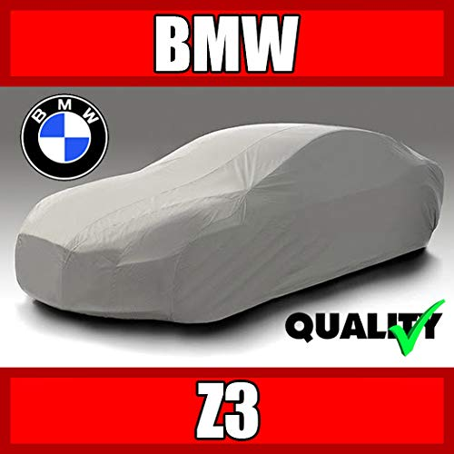 autopartsmarket Compatible Ultimate Waterproof Custom-Fit Car Cover Replacement BMW Z3 1996 1997 1998 1999 2000 2001 2002 (1953 Sedan Delivery)