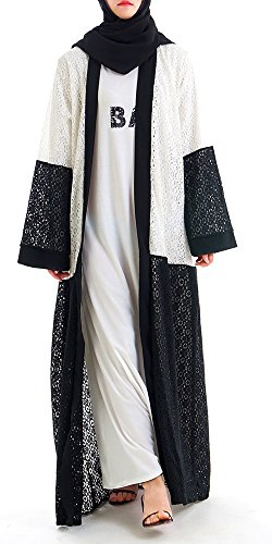 YI HENG MEI Women's Modest Muslim Islamic Full Lace, used for sale  Delivered anywhere in USA