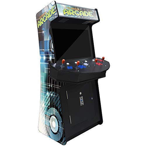 Creative Arcades Slim Full Size Stand-Up Commercial