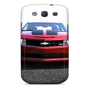 MeSusges Premium Protective Hard Case For Galaxy S3- Nice Design - Camaro Ss by Maris's Diary