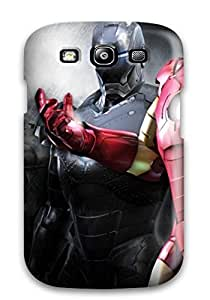 For Galaxy S3 Fashion Design Iron Man Suits Case-JSgHDDm3944OGdad