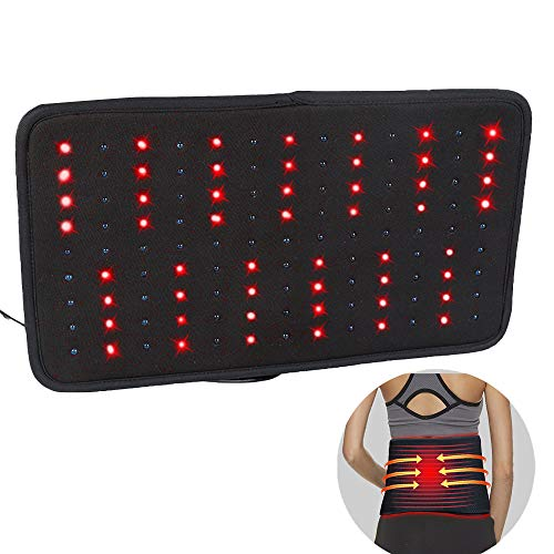 Great Shoulder Cold Therapy System Red Light Near Infrared Therapy Led Benefits Back Pain Relief Home Use Wearable Wrap Deep Penetrating Heals Lighting Pads for Injury Arthritis Feet Joints Muscle Knee Elbow Inflammation Nerve Damage 2019