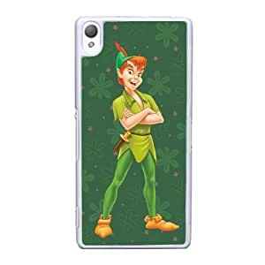Sony Xperia Z3 Cell Phone Case White Peter Pan YT3RN2545733