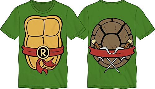 TMNT Teenage Mutant Ninja Turtles Mens Costume T-shirt (XX-Large, -