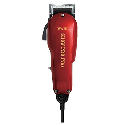 Wahl Professional Animal Show Pro Plus Equine Horse Clipper and Grooming Kit (#9482-700)