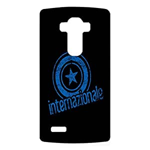 Simple Creative Style 3D F.C Internazionale Milano Phone Case for LG G4 Inter Milan Logo