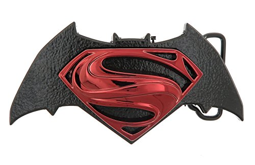 Superman Fashion Belt (Batman v Superman Metal Belt)