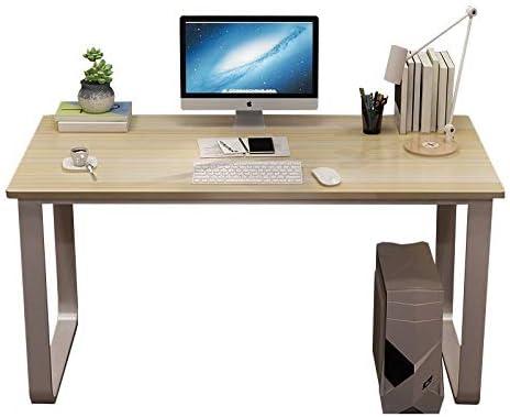 Computer Desk Steel-Wood Desk - the best home office desk for the money