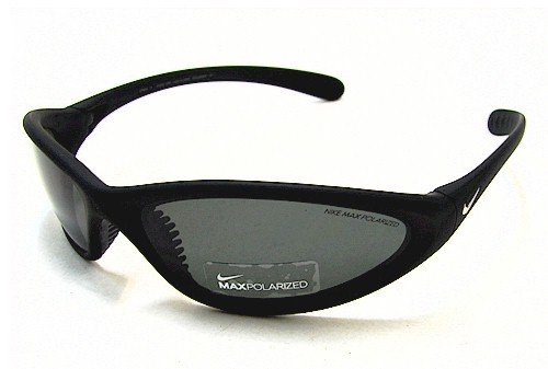 106f12380cffb Nike Tarj Classic EV0211 Sunglasses EV-0211 Matte Black 095 Polarized  Shades  Amazon.co.uk  Clothing