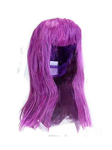 Descendants Mal Isle of the Lost Child Wig