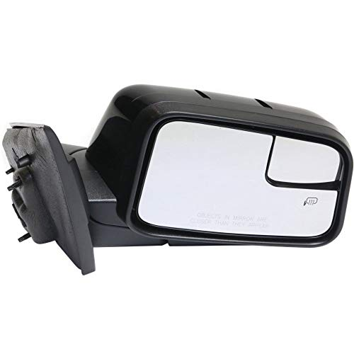 Mirror for Ford Edge 09-11 Right Side Power Manual Folding Heated