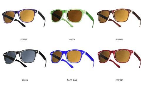 negro Talla nbsp;– de rubi nbsp;– green Universal sol 4sold Schwarz negro nbsp;mujer nbsp;Gafas 8qdg0