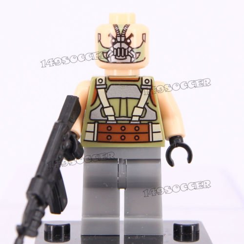 Toy Store - Dc Comics Avengers Marvel Super Hero Building Toy Mini Figure Fit LEGO Avengers Y-82 Bane - New Arrival