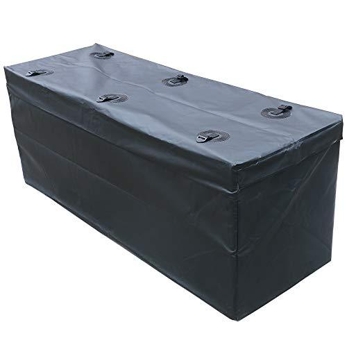 (OKLEAD Hitch Mount Waterproof Rainproof Cargo Carrier Bag Heavy Duty Soft Travel Cargo Bag Storage for Car Truck SUV)