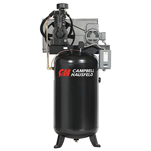 Campbell Hausfeld CE7050 Two Stage Air Compressor, 80 gal