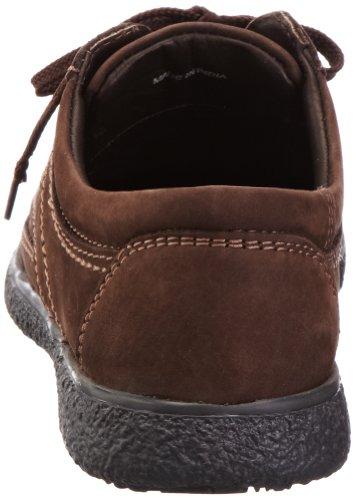 Padders Marc Zapatos de Cordones, de Cuero, para Hombre Marrón