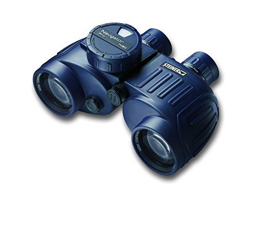 [해외]나침반과 함께 스타 이너 네비게이터 프로 7x50 쌍안경 / Steiner Navigator Pro 7x50 Binoculars with Compass