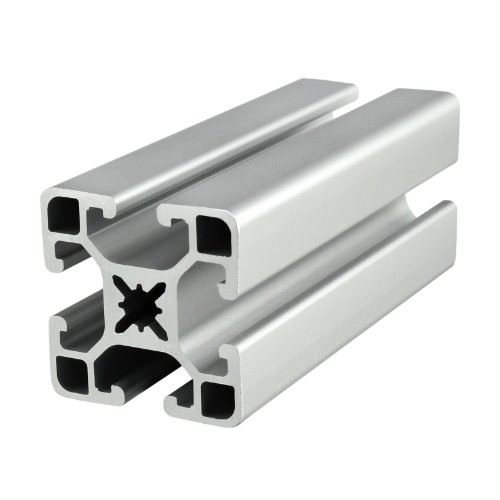 80/20 Inc., 40-4040-UL, 40 Series, 40mm x 40mm Ultra Lite T-Slotted Extrusion x 1220mm by 80/20 Inc