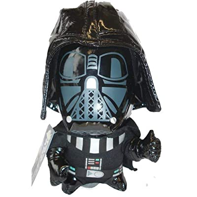 Comic Images Super Deformed Darth Vader Plush Toy: Toys & Games