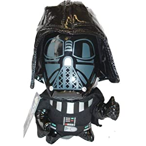 Comic Images Super Deformed Darth Vader Plush Toy