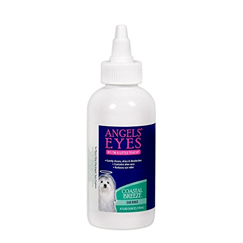 Angels' Eyes Coastal Breeze Ear Rinse - 4 oz