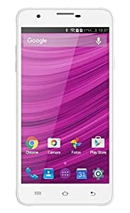 "Airis TM55SW SIM doble 8GB Blanco - Smartphone (14 cm (5.5""), 8 GB, 8 MP, Android, 5.1, Blanco)"