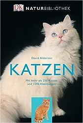 Natur-Bibliothek Katzen: Mit mehr als 250 Rassen