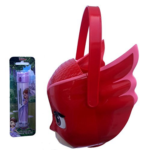 PJ Mask-Owlette, Halloween Trick or Treat Candy (Trick Or Treat Halloween Mask)