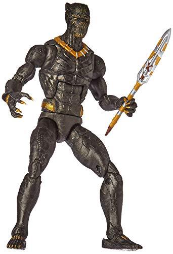 Marvel Black Panther Legends Erik Killmonger, 6-inch