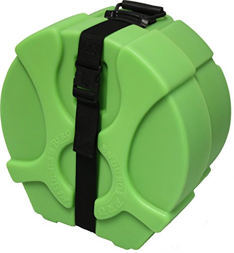 Humes & Berg Enduro Pro Lime Green EP478LSP 6.5 x 14 Inches Snare Drum Case with - Drum Snare Enduro Pro