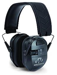 Walkers Game Ear Ultimate Power Muff, Black