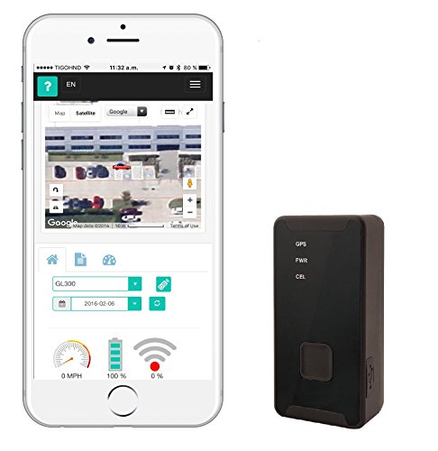 Iphone Gps Tracker >> Details About Gps Tracker 2 Gen Easy Fast Tracking By Iphone Android App Sim Card Included