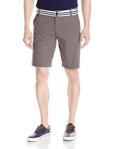 Lee Men's Walker Flat Front Short, Woodland, 29