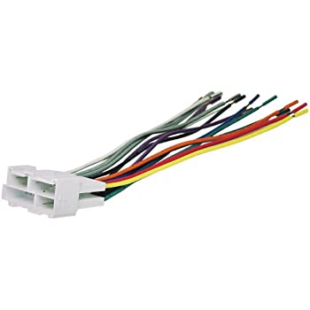 41rVJ5C93mL._SL500_AC_SS350_ amazon com scosche gm02b wire harness to connect an aftermarket scosche wiring harness gm at creativeand.co