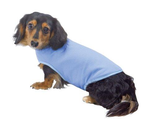マルカン ひんやりお散歩ベスト M 小型犬用