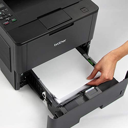 Brother HL-L6200DW Wireless Monochrome Laser Printer with Duplex Printing (Amazon Dash Replenishment Ready) 41rVLKLF4cL