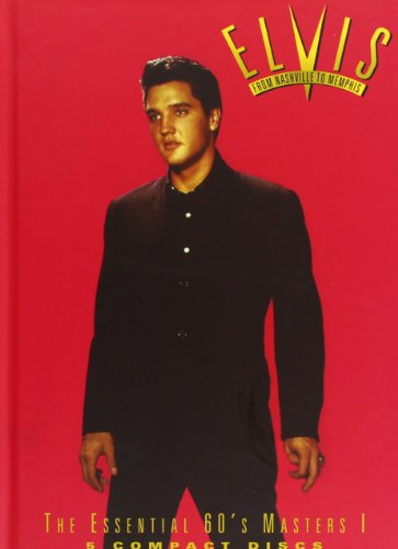 CD : Elvis Presley - From Nashville to Memphis (Germany - Import, 5 Disc)