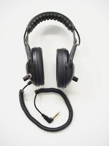 Sun Ray Pro Gold Headphones