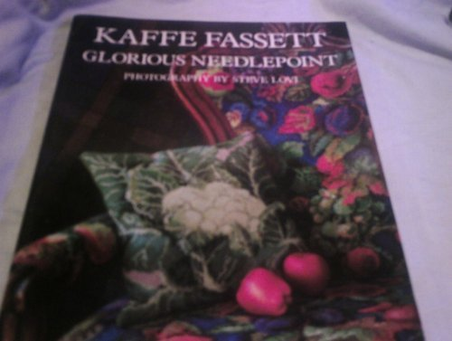 Kaffe Fassett: Glorious Needlepoint by Kaffe Fassett for sale  Delivered anywhere in USA