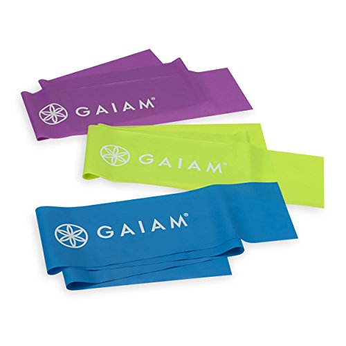 Gaiam 05 62220 Resistance Band Kit