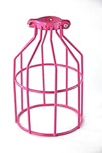 Industrial Cage For Lights