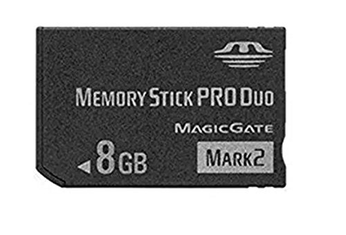 Memory Stick pro Duo 8GB (mark2) PSP1000 2000 3000