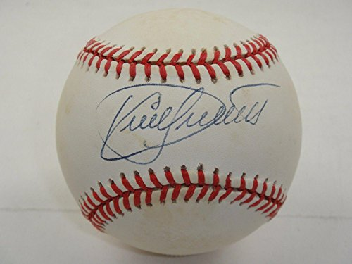 Kirby Puckett Autographed Ball - Beckett Bas Certified Authentic Oal - Beckett Authentication - Autographed Baseballs (Oal Ball Baseball)